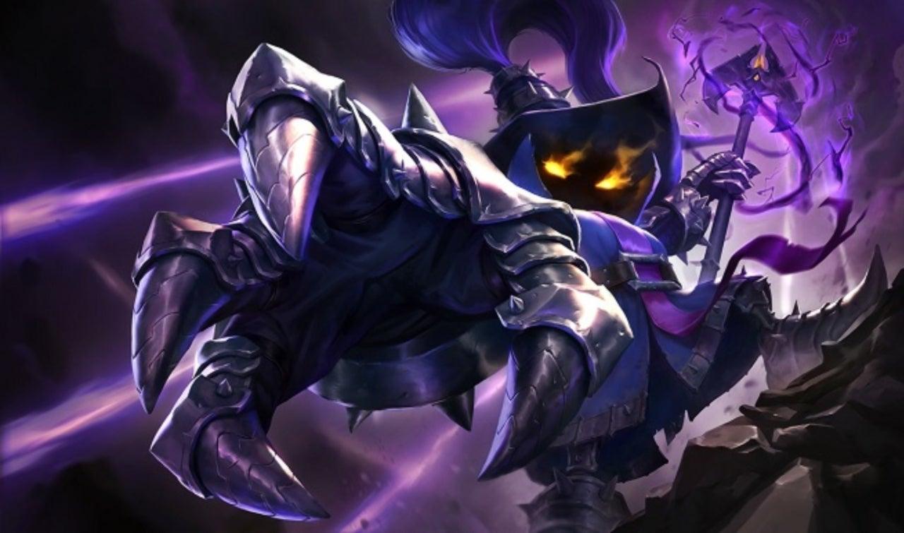 League of Legends' Nexus Blitz Brings Back Deathfire Grasp