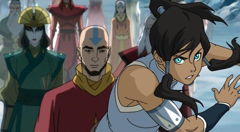 Legend of Korra LGBTQ Avatar