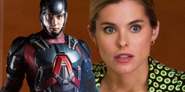 legends of tomorrow ray palmer mom susie abromeit