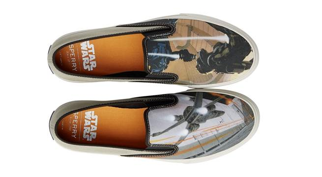 ... Slip On McQuarrie Sneaker mcquarrie-shoes (Photo  Sperry). Walk back in  time to the humble beginnings of what would become the classic Star Wars  saga. 969bc8296