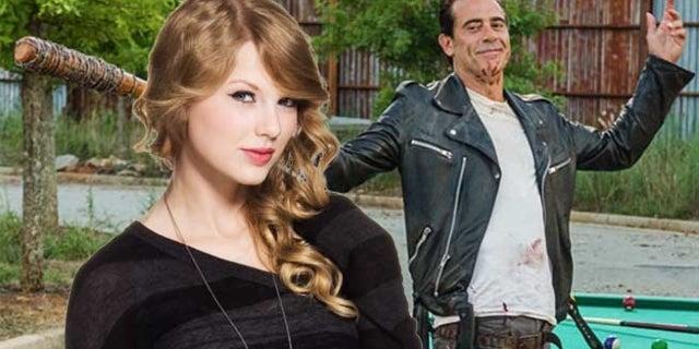 Negan Taylor-Swift