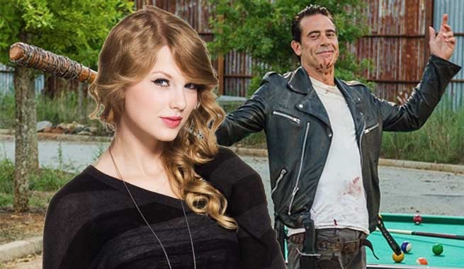 Negan Taylor-Swift
