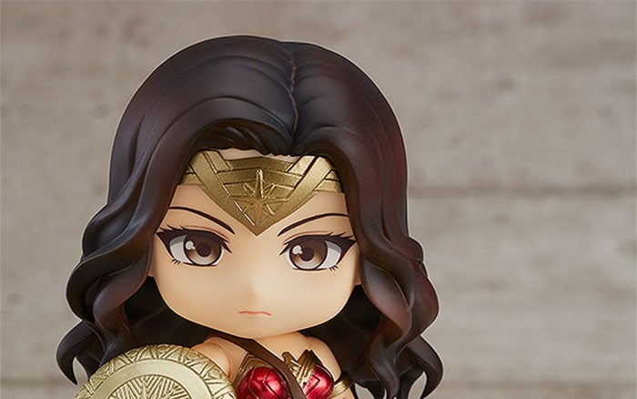 nendoroid wonder woman 2