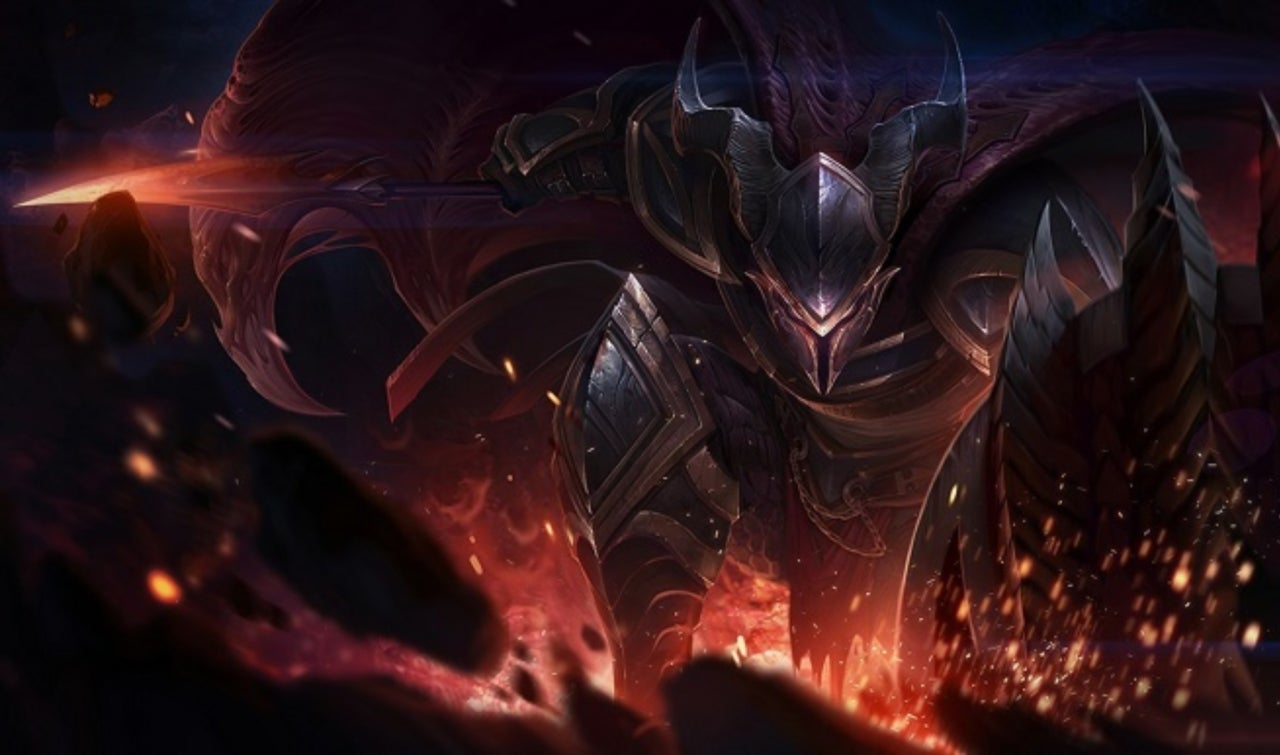 League of Legends' Is Updating Pantheon