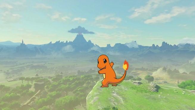 pokemon wild