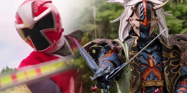 Power Rangers Ninja Steel The Ranger Ribbon Clip Released