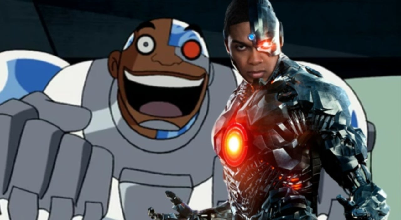 Justice League\' Star Ray Fisher Delivers Cyborg\'s \