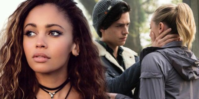 Riverdale S Vanessa Morgan Teases Toni Topaz S