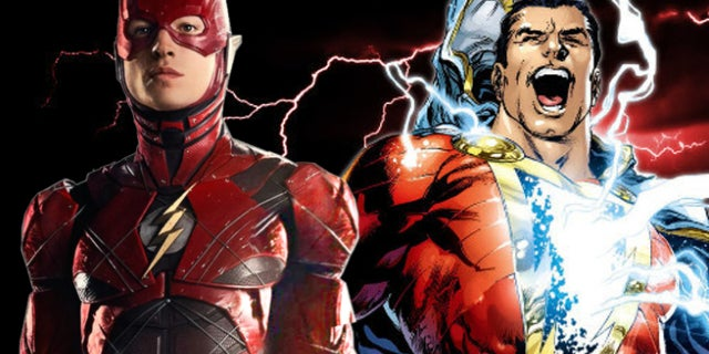 Zachary Levi Says Shazam Would Win in a Fight With The Flash