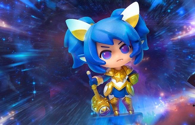 New League Of Legends Star Guardian Figures Releasing In September
