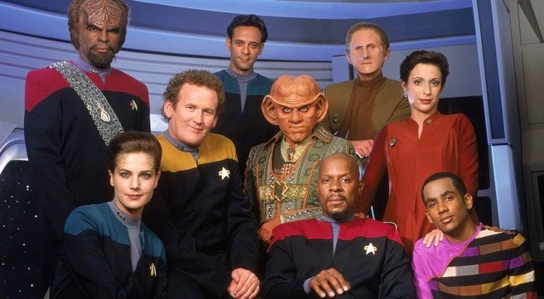 Star Trek Deep Space Nine Documentary