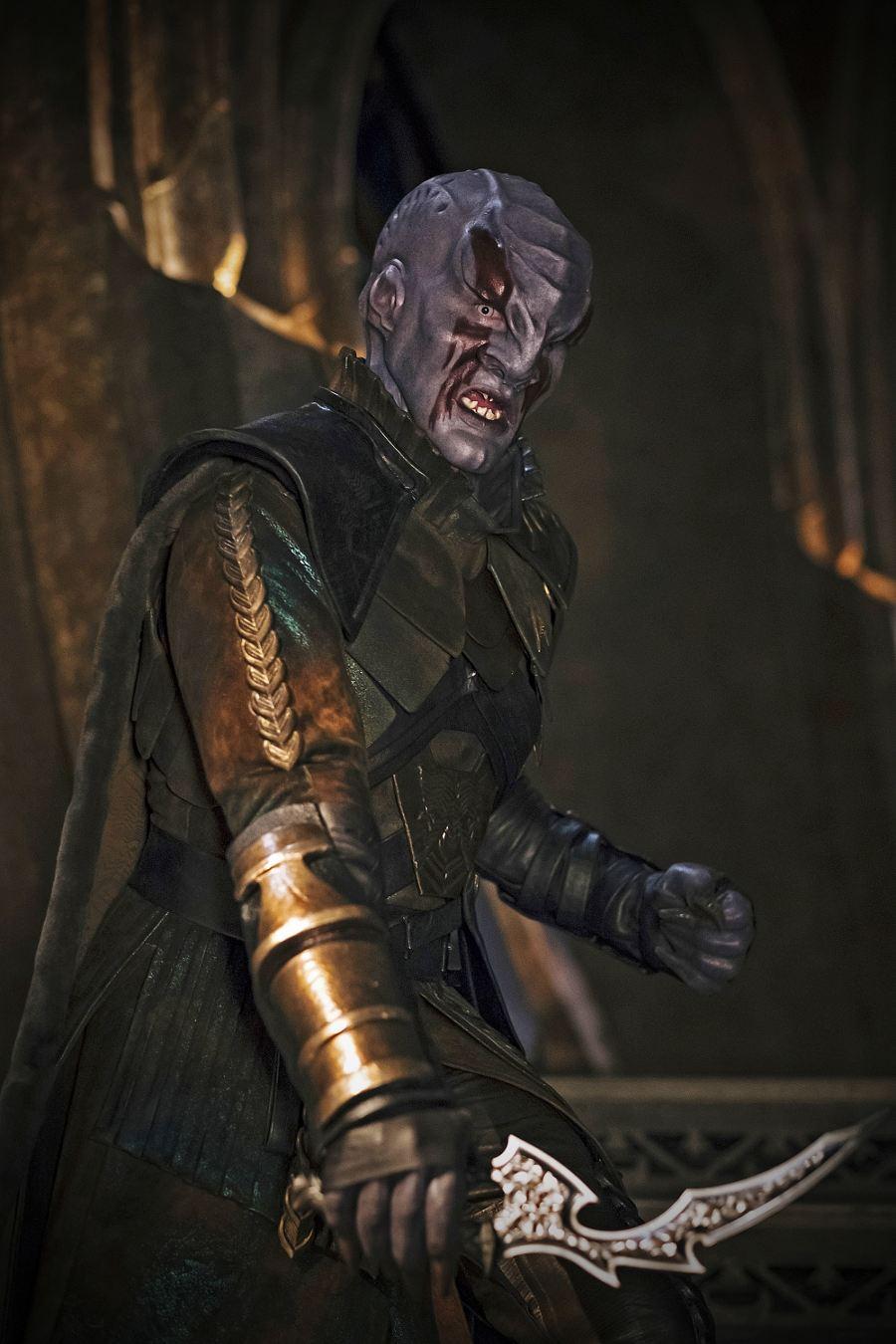 Star Trek Discovery Klingonk Kol