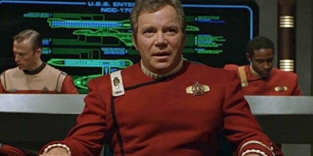 Star Trek Generations Kirk