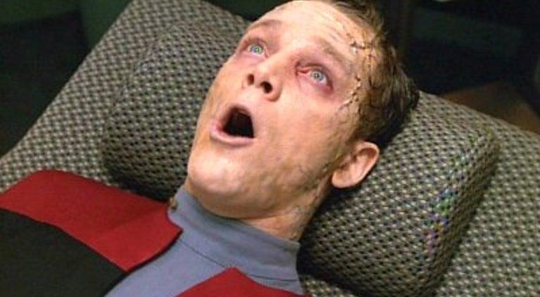Star Trek Voyager Threshold