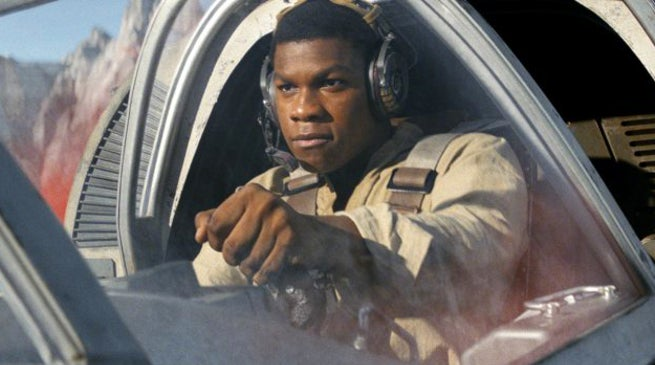Star Wars 8 Finn Hero Resistance