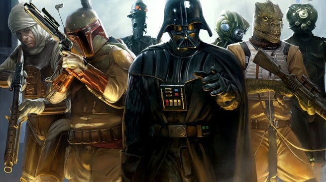 Star Wars Bounty Hunters Movie Boba Fett