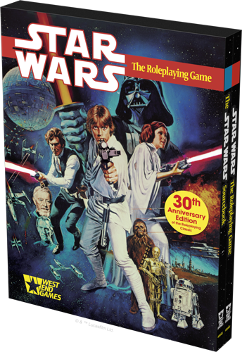 star wars the roleplaying game