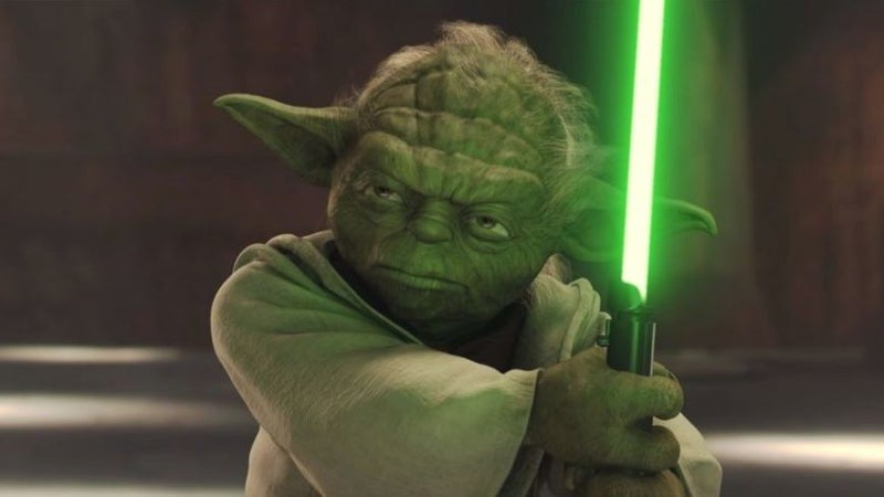 Star Wars Yoda Movie
