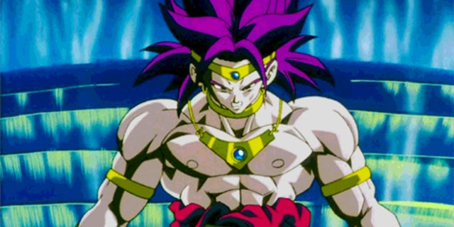 dragon ball new images of god broly released