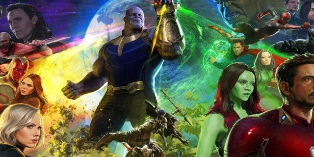 Thanos Black Order