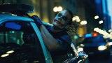 The Dark Knight Joker Police Car