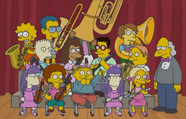 The Simpsons Fires Al Clausen