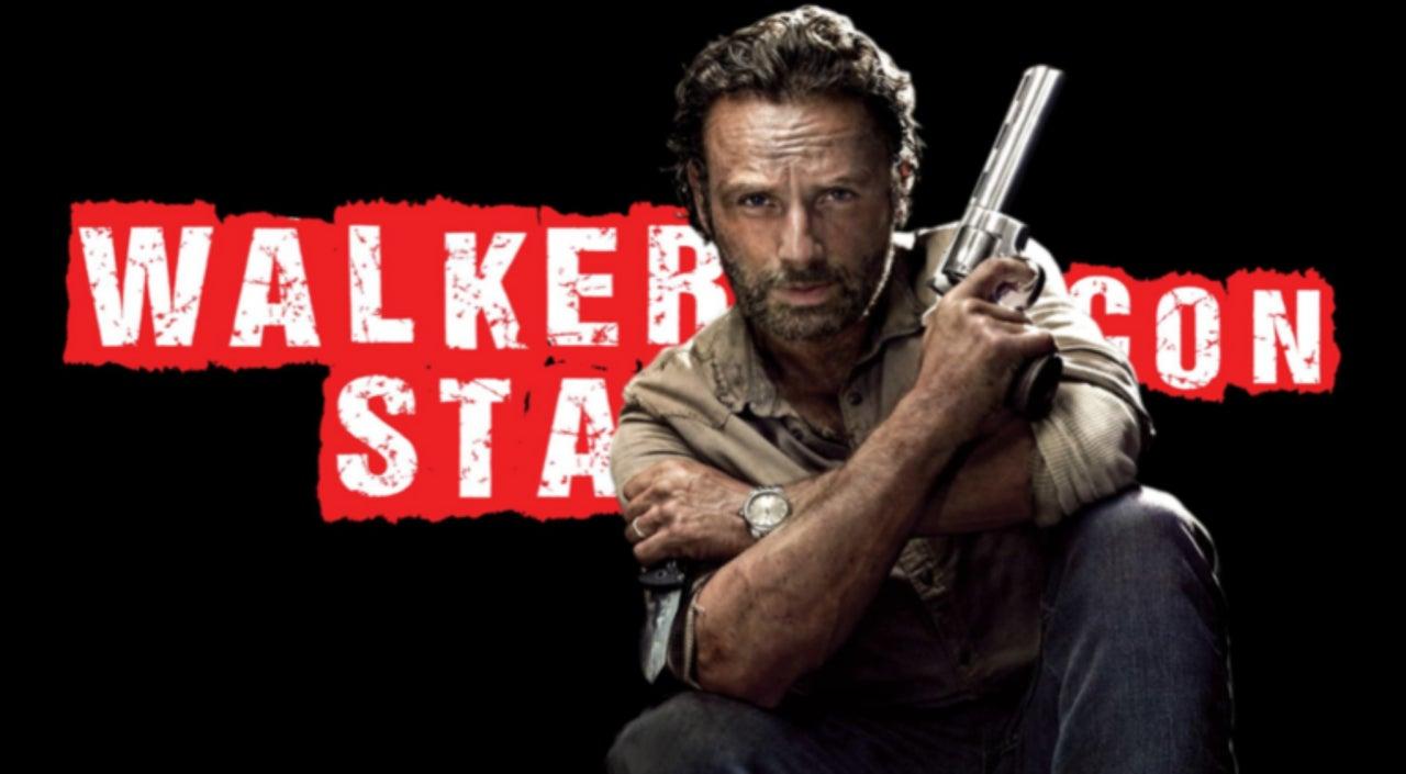 The Walking Dead Walker Stalker Con Atlanta Adds Andrew Lincoln