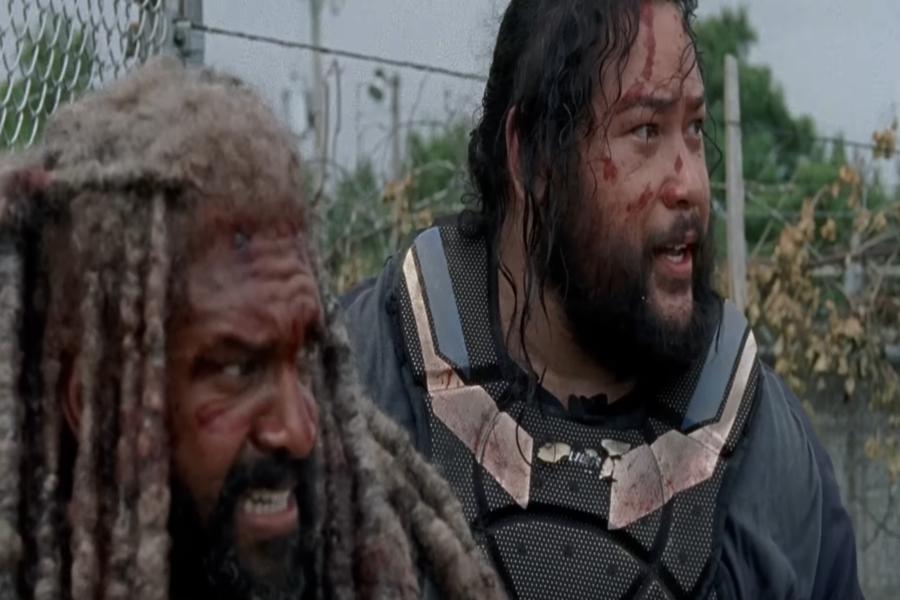 The Walking Dead Jerry