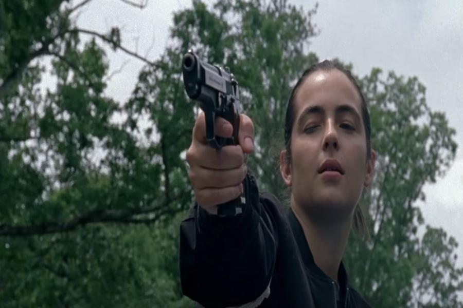 The Walking Dead Tara