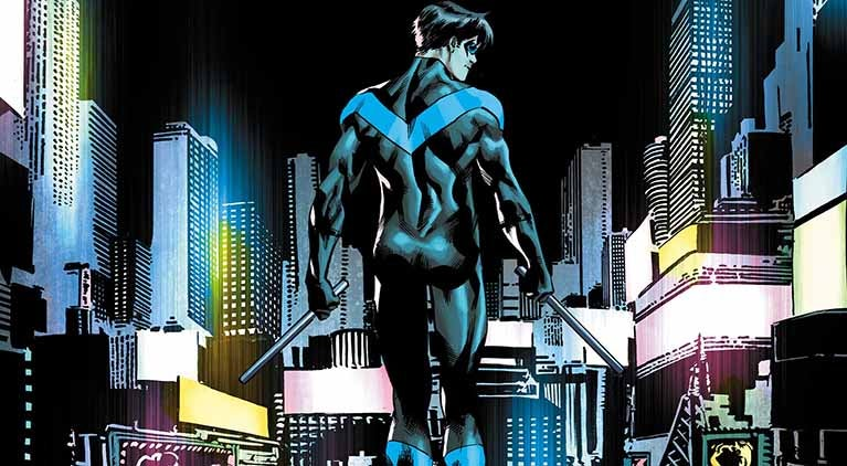 titans nightwing butt