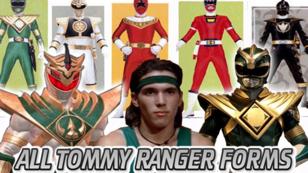 6 razones para hacer Power Rangers 2