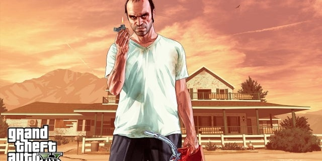 Trevor Philips Grand Theft Auto V