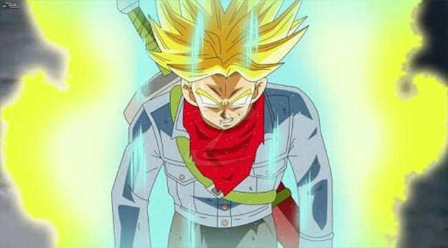 Trunks New Form