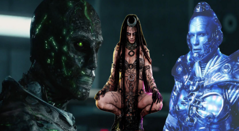 Worst comic book movie villains