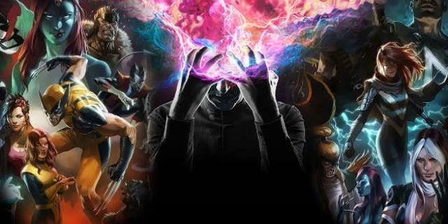 X-Men Movie TV Universe Connections