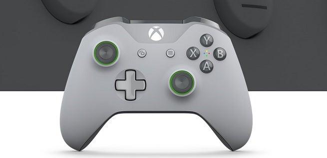 xbox controller green