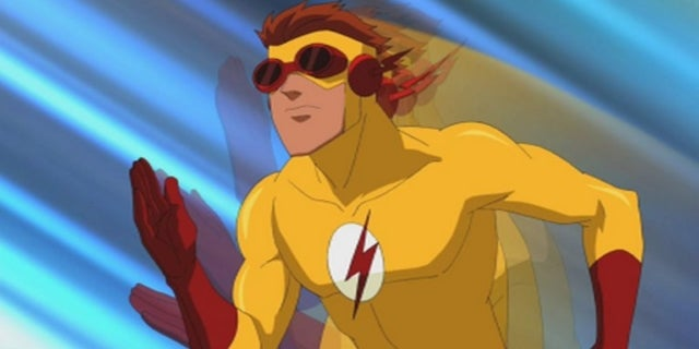 Young Justice Season 3 Kid Flash