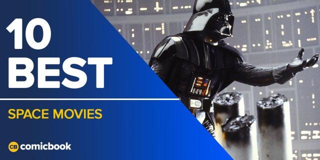 10 Best Space Movies - ComicBook screen capture