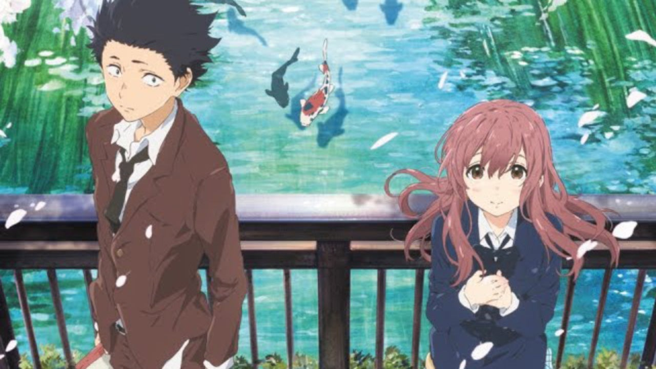 A Silent Voice Is Now On Netflix
