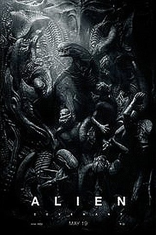 Alien: Covenant movie poster image