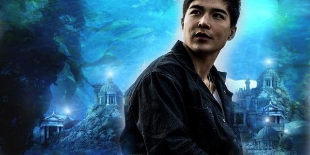 Aquman Movie Atlantis