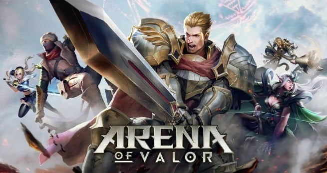 arena of valor tencent的圖片搜尋結果