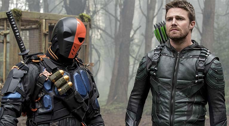 arrow easter eggs explained