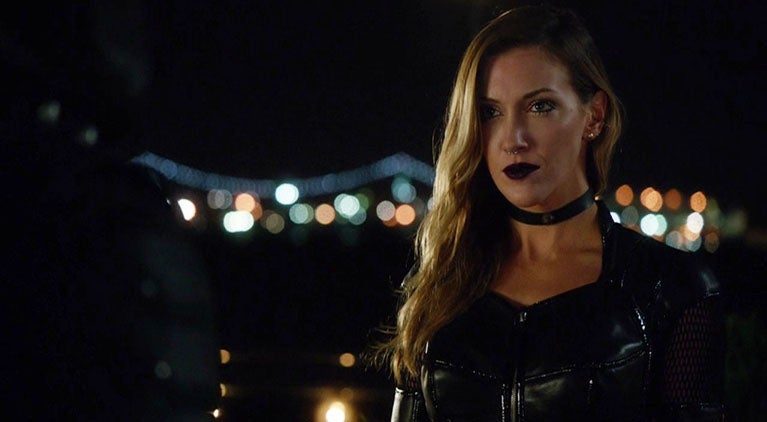 arrow season 6 black siren return