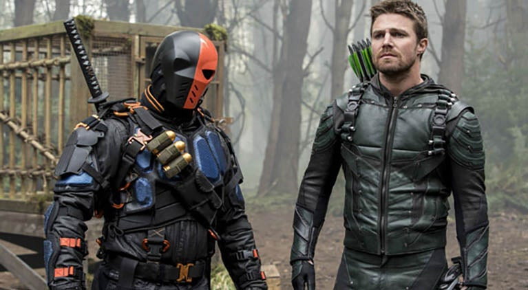 arrow season 6 deathstroke arc