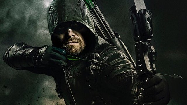 arrow season 6 poster