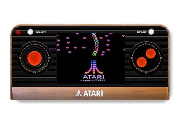 Atari 2400 Handheld