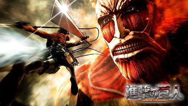 Attack on Titan PlayStation Vita
