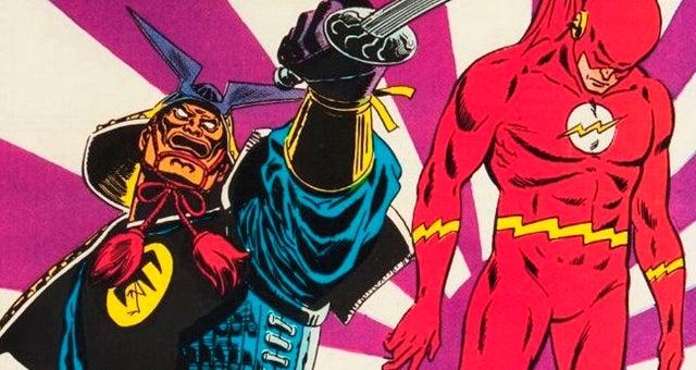 baron katana the flash