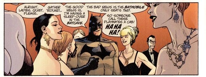 batman danger girl batmobile